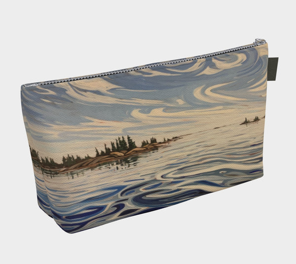 Outer Fox Islands Makeup Bag (Pre-Order for Late June 2021)