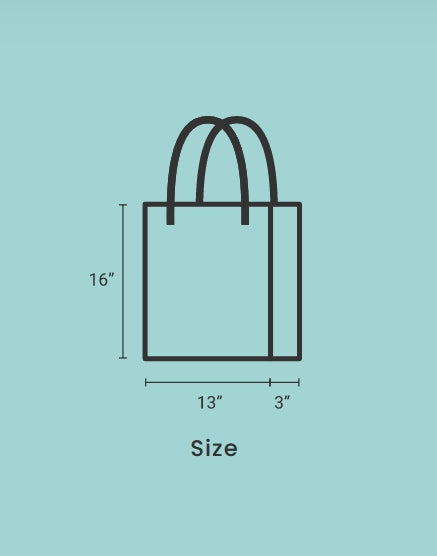 Hangdog Point Premium Lined Tote Bag (Pre-Order for Late June 2021)