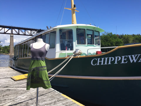 Georgian Bay Painting Cruise, Friday July 20, 6:30pm to 8:30pm