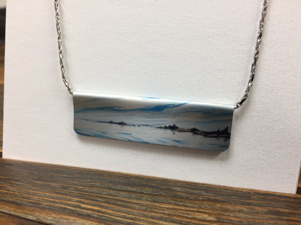 Endless Islands Necklace