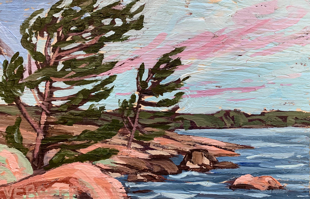 Killbear Park Harold Point Series 6 Miniature Painting