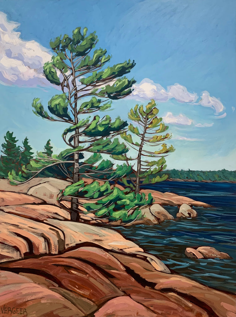 Killbear Park Harold Point 2 - 48x36