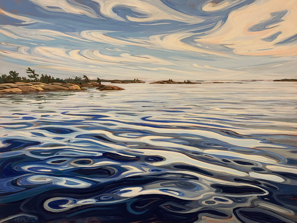 Outer Fox Islands 3 - 30x40