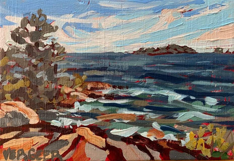 Wreck Island 1 Miniature Painting