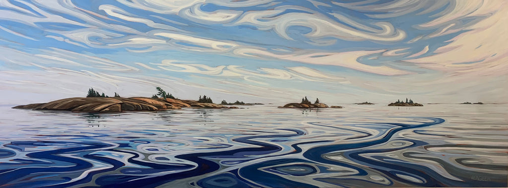 Outer Fox Islands 5 - 36x96