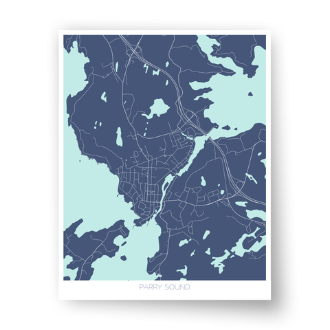 Parry Sound Art Map