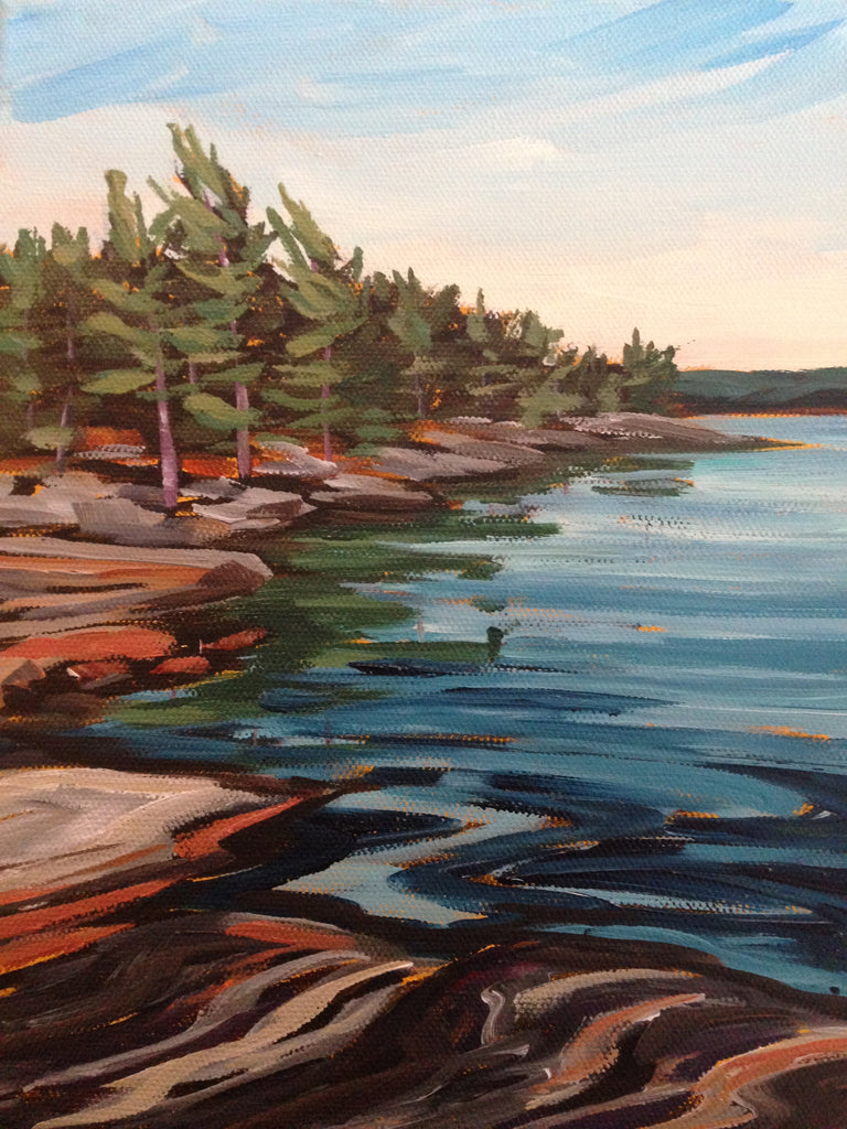 Rugged Trail Painting Class, Thursday February 28, 10am - Noon