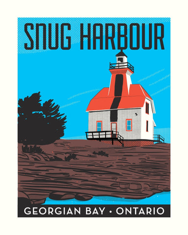Snug Harbour Poster