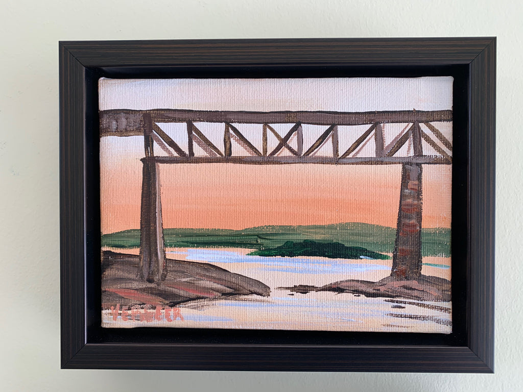 Trestle Bridge Series