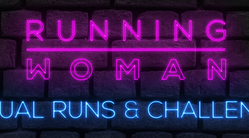 Running Woman launch our very own Virtual Challenges
