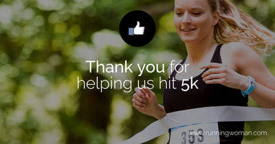 Facebook 5k - Our first social milestone!