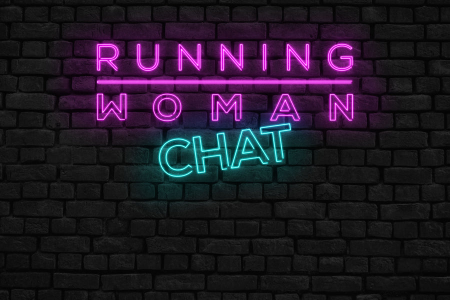 Running Woman Chat