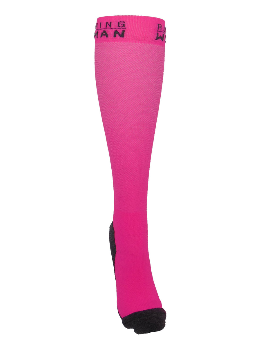 Pink Elegance Compression Socks