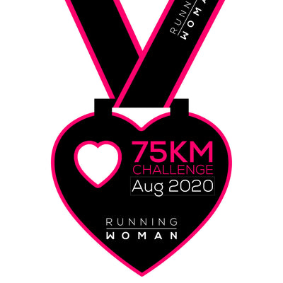 75km Virtual Challenge in August 2020