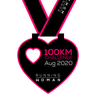 100km Virtual Challenge in August 2020