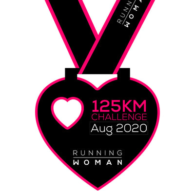 125km Virtual Challenge in August 2020