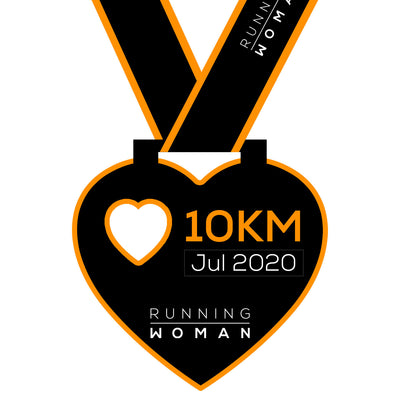 10km Virtual Run in July 2020