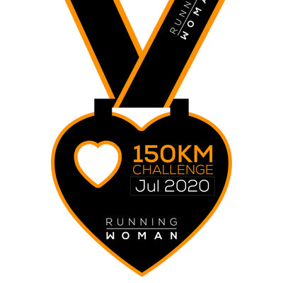 150km Virtual Challenge in July 2020