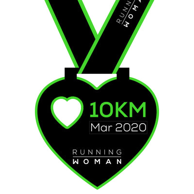 10km Virtual Run in March 2020