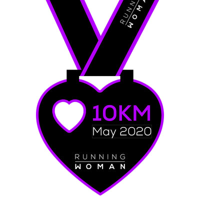 10km Virtual Run in May 2020