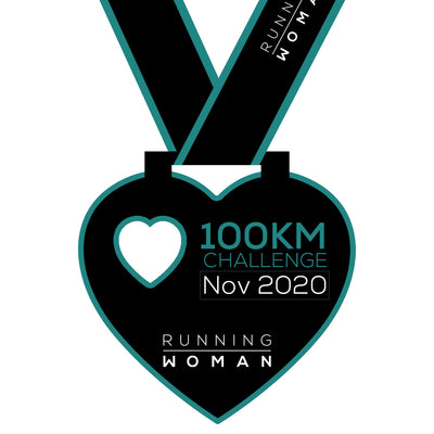 100km Virtual Challenge in November 2020