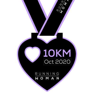 10km Virtual Run in October 2020
