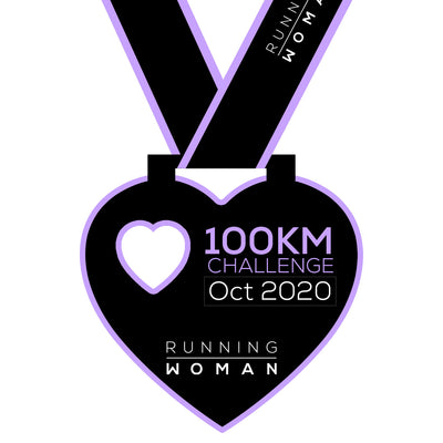 100km Virtual Challenge in October 2020