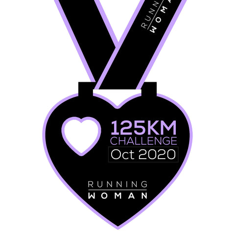125km Virtual Challenge in October 2020