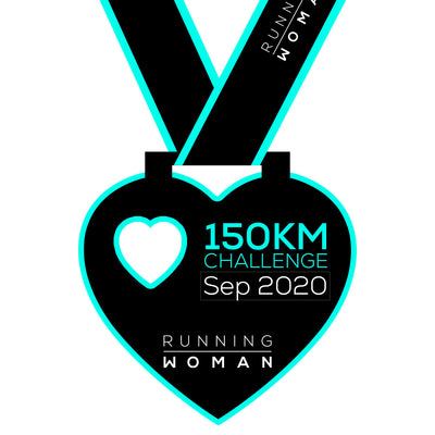 150km Virtual Challenge in September 2020