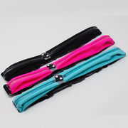 Exclusive Black Twin Pocket Running Belt