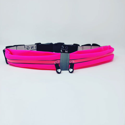 Running Accessory Gift Box - Pink running belt