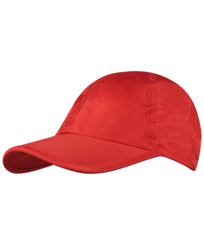 Exclusive Ultra Light Red Running Cap