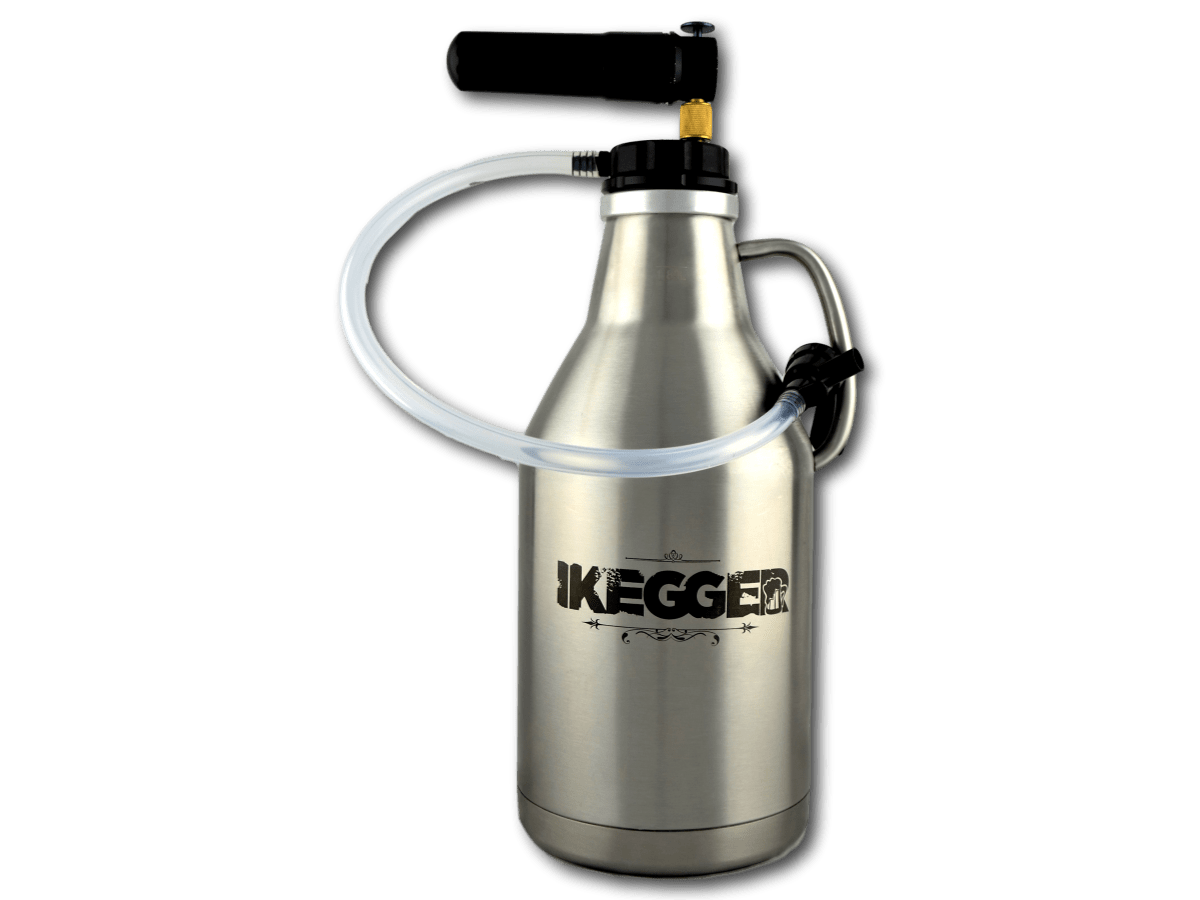 Ikegger Nz Mini Beer Keg Amp Growler Homebrew Co2