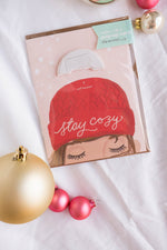 Stay Cozy Pop Up Card