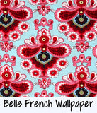 Belle French Wallpaper