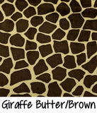 Giraffe Butter/Brown