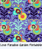 Love Paradise Periwinkle
