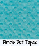 Dimple Dot Topaz