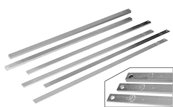 Heavy Duty Confectionery Ruler Set