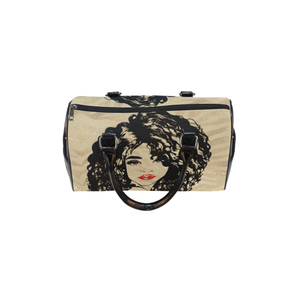 Red Lipstick Glam Hand Bag