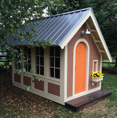 playhouse garden shed