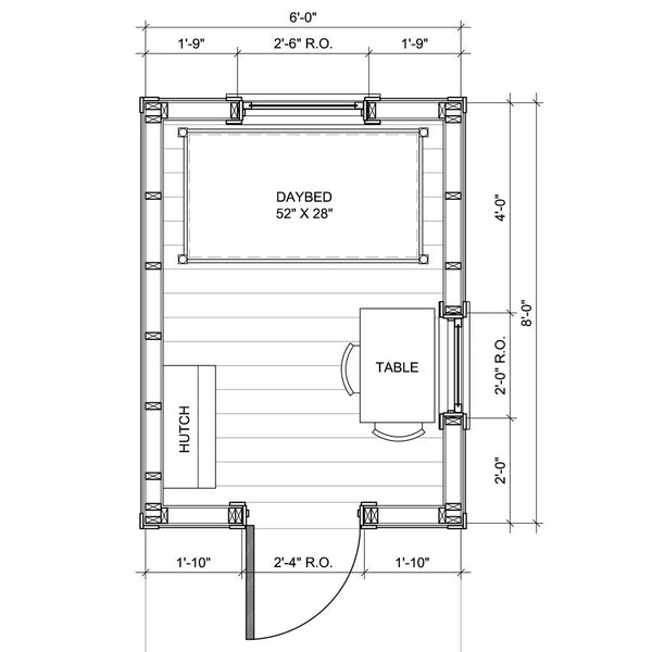 FREE Playhouse Plan!