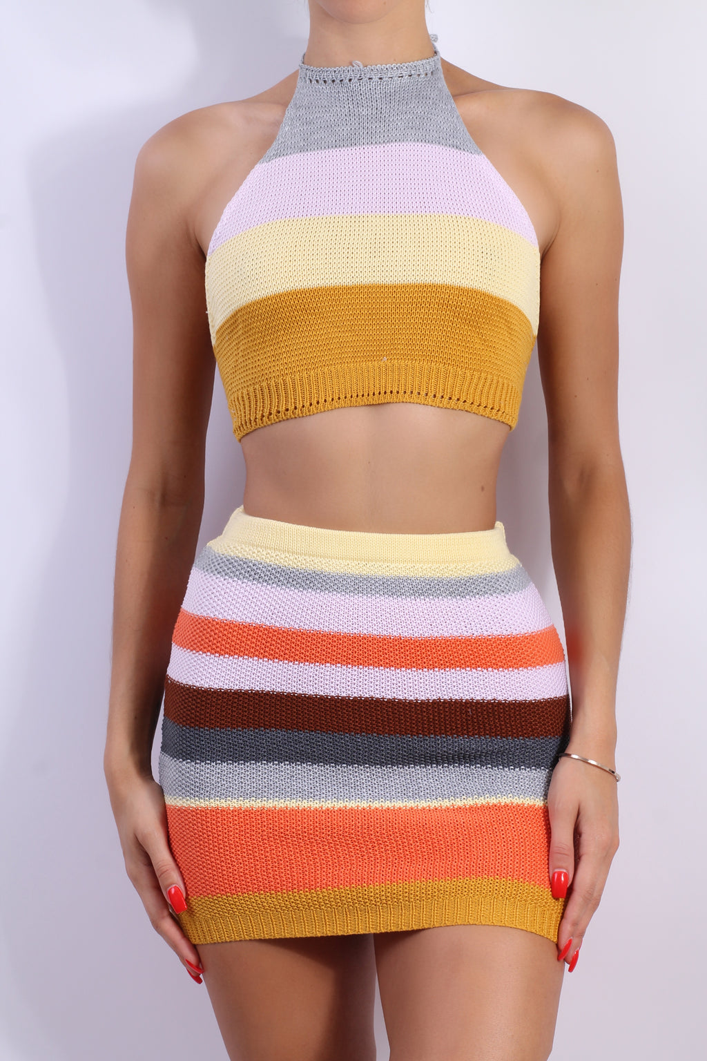 The Dreamsicle Two Piece