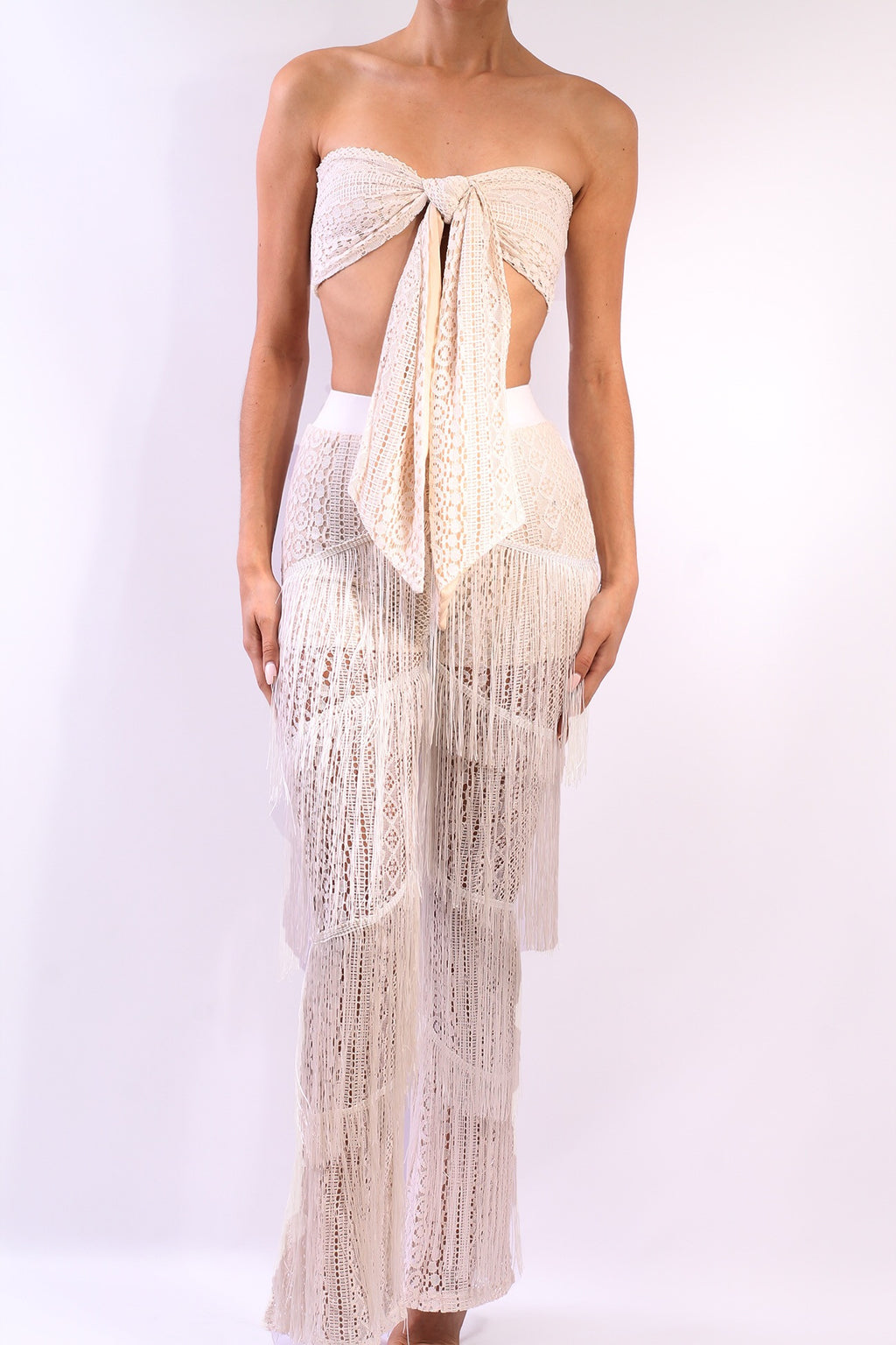 Sasha Fringe Resort Set