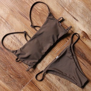 Strapped Mini Kini
