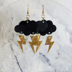 Stormy Weather Earrings