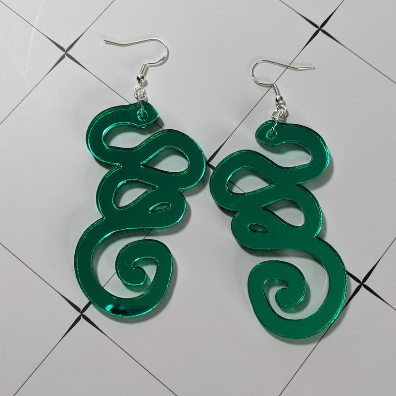 Slither Earrings