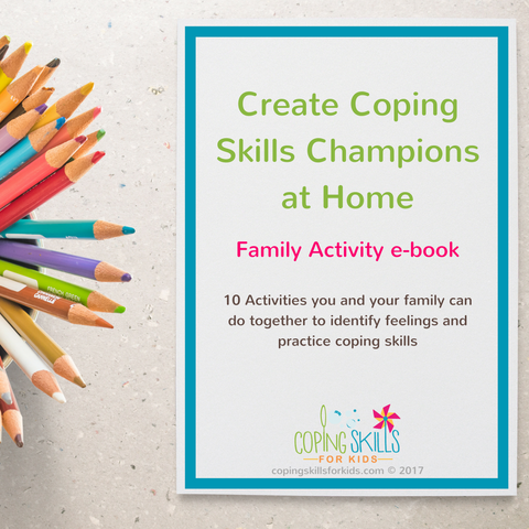 Coping Skills Family Activities E-Book