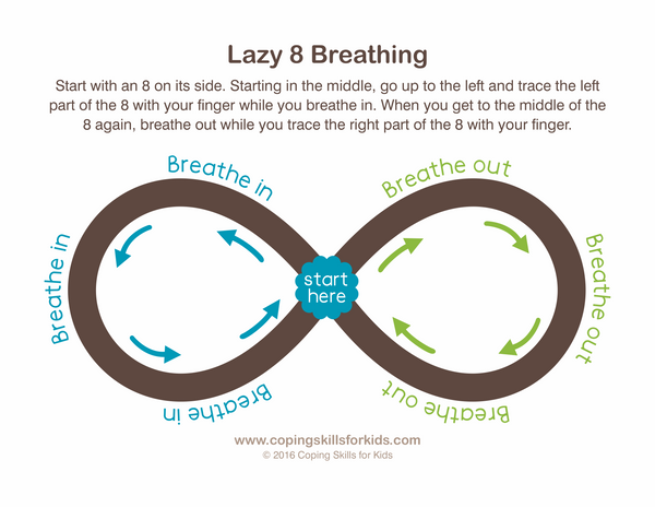 Deep Breathing Printables