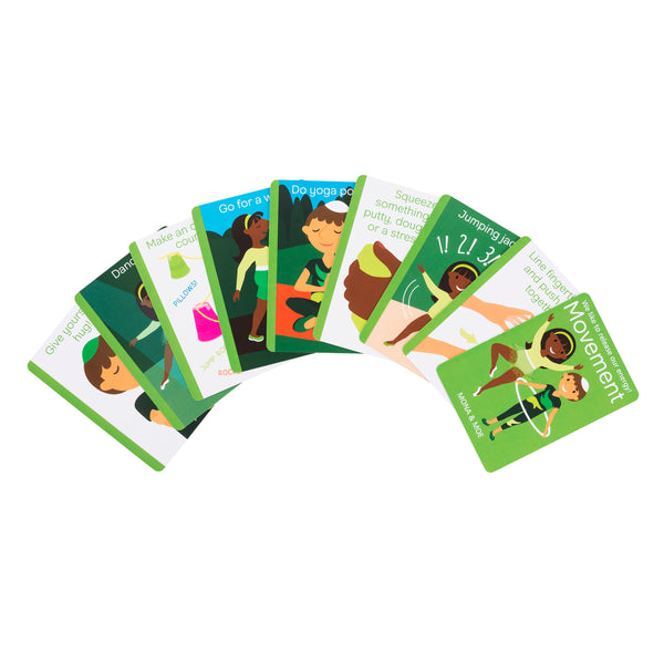 Coping Cue Cards Discovery Deck
